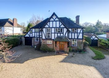 Thumbnail 5 bed detached house for sale in Beechwood Road, Beaconsfield, Buckinghamshire