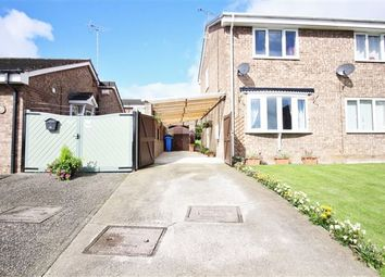 Thumbnail 2 bed semi-detached house for sale in Ralston Croft, Halfway, Sheffield