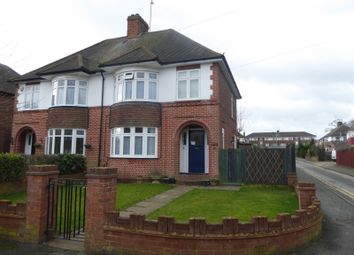 Thumbnail 3 bed property to rent in Kingscroft Avenue, Dunstable