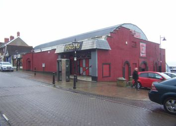 Thumbnail Leisure/hospitality for sale in Charles Street, Milford Haven, Pembrokeshire