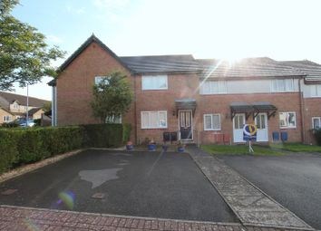 Thumbnail 2 bed terraced house for sale in Hearte Close, Rhoose, Barry