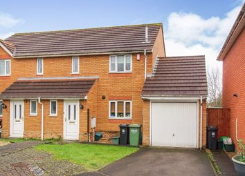 Thumbnail 2 bedroom semi-detached house for sale in The Sidings, Filton, Bristol