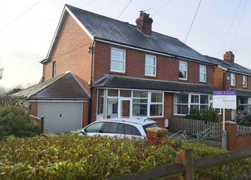 Thumbnail 3 bedroom semi-detached house for sale in Dolphin Street, Colyton, Devon