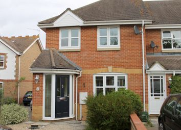 Thumbnail 3 bedroom end terrace house to rent in Primrose Copse, Horsham
