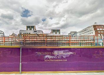 Thumbnail 2 bedroom flat for sale in Royal Mint Gardens, Lavender Block, Aldgate