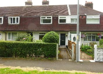 Thumbnail 3 bed terraced house for sale in Barlow Terrace, Chorlton, Manchester