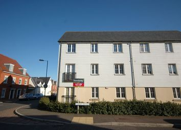 Thumbnail 2 bed flat for sale in Saines Road, Flitch Green, Dunmow
