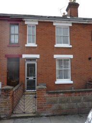 Thumbnail 3 bed terraced house to rent in Claudius Road, Colchester
