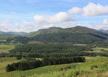 Thumbnail Land for sale in East Lodge, Comrie