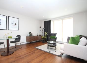 Thumbnail 1 bed flat for sale in Flat 7, 1 Lennox Road, Worthing, West Sussex