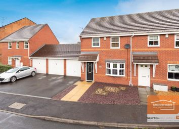 Thumbnail 3 bed semi-detached house for sale in Swan Drive, Brownhills, Walsall