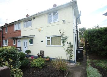 Thumbnail 3 bed semi-detached house for sale in East Grange Drive, Leeds, West Yorkshire