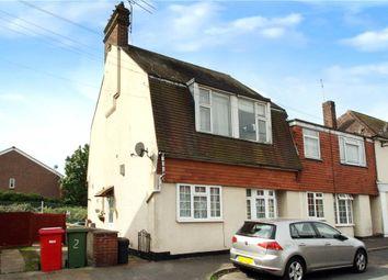 Thumbnail 1 bed flat to rent in Angmering Way, Rustington, Littlehampton