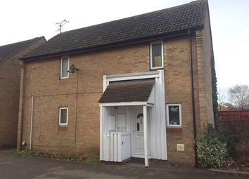 Thumbnail 4 bedroom detached house for sale in Hinchcliffe, Peterborough