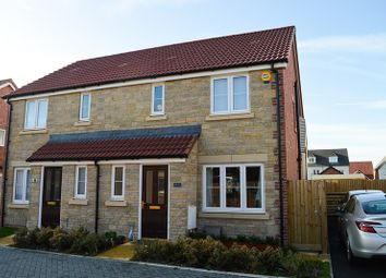 Thumbnail 3 bed semi-detached house for sale in Wincombe Park, Badbury Park, Swindon