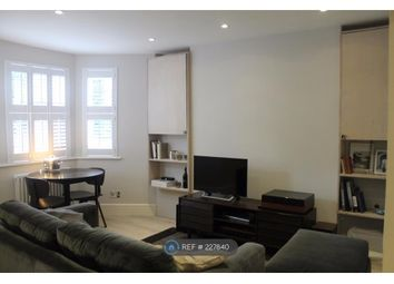 Thumbnail 1 bed flat to rent in Ronver Road, London