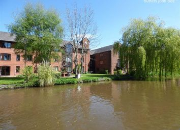 Thumbnail 2 bedroom flat for sale in The Moorings, Stone, Staffordshire