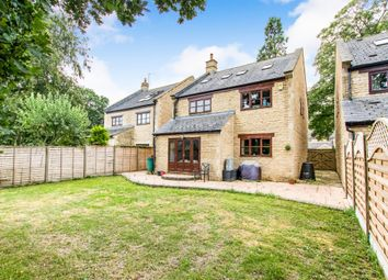 Thumbnail 5 bedroom detached house for sale in Stocken Hall Mews, Stretton, Oakham