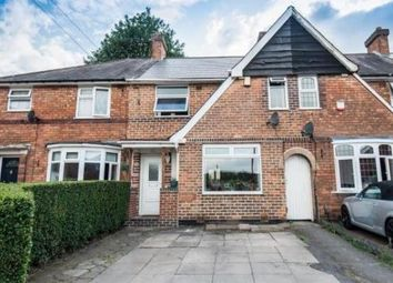 Thumbnail 3 bed terraced house to rent in Wanstead Grove, Kingstanding, Birmingham
