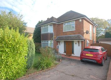 Thumbnail 4 bed detached house for sale in The Paddock, Alverstoke, Gosport