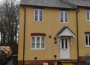 Thumbnail 2 bedroom semi-detached house for sale in Highland Park, Ufflculme