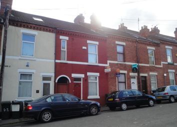 Thumbnail 5 bed terraced house to rent in Gordon Street, Earlsdon, Coventry