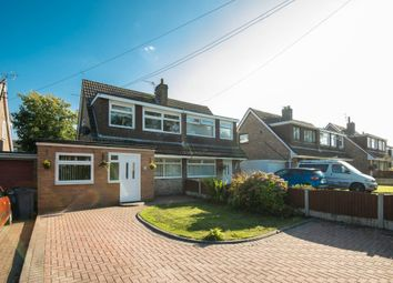 Thumbnail 4 bed semi-detached house for sale in Tennyson Drive, Ormskirk