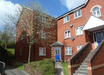 Thumbnail 1 bed flat to rent in Lewis Crescent, Exeter