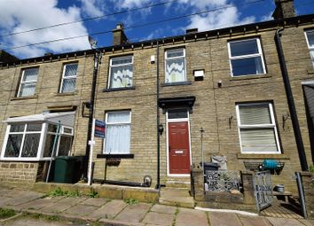 Thumbnail 1 bedroom terraced house for sale in Alma St, Queensbury, Bradford