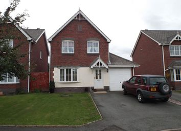 Thumbnail 3 bed detached house to rent in Orchard Green, Llanymynech