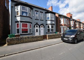 Thumbnail 6 bedroom semi-detached house to rent in Kimbolton Avenue, Lenton, Nottingham