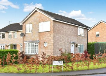Thumbnail 3 bed detached house for sale in Delamere Crescent, Harrogate