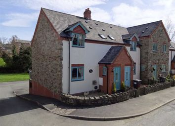 Thumbnail 3 bed terraced house for sale in 6, Smithy Fields, Bettws Cedewain, Newtown, Powys