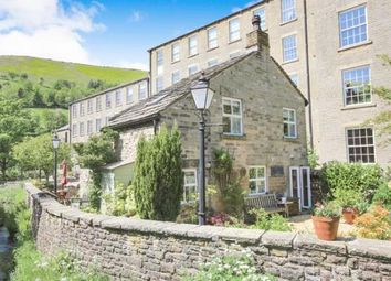 Thumbnail 3 bed detached house for sale in The Lodge, Clough Mill, Slack Lane, Little Hayfield, High Peak