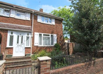 Thumbnail 2 bed semi-detached house for sale in Amherst Close, Poverest, Kent