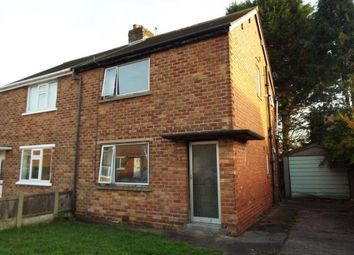 Thumbnail 2 bed semi-detached house for sale in Osborne Road, Walton-Le-Dale, Preston