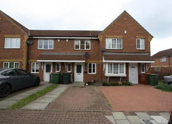Thumbnail 2 bed terraced house to rent in Pennyroyal Avenue, Beckton, London