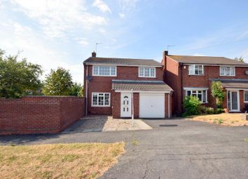 Thumbnail 4 bed detached house for sale in Ledbury Road, Loughborough