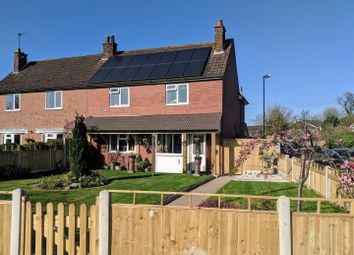 Thumbnail 5 bed semi-detached house for sale in Prince Avenue, Haughton, Stafford