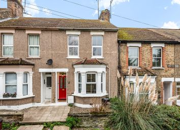 Milton Road, Belvedere DA17. 3 bed terraced house for sale