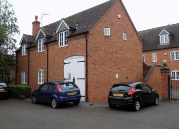 Thumbnail 2 bed flat to rent in Swan Mews, Lichfield, Staffordshire