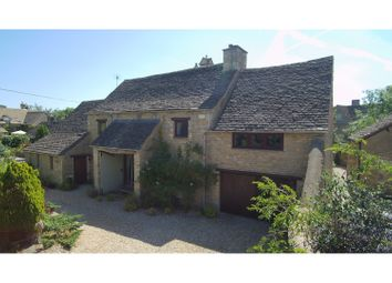 Thumbnail 4 bed detached house for sale in Home Farm Barns, Alvescot