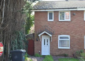 Thumbnail 2 bed end terrace house to rent in Atlas Croft, Wolverhampton
