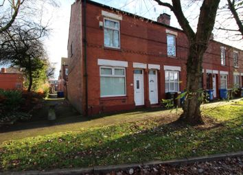 Thumbnail 2 bed end terrace house for sale in Bedford Street, Reddish, Stockport