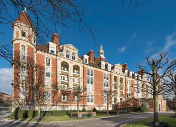 Thumbnail 3 bed flat for sale in Frognal Rise, Hampstead Village