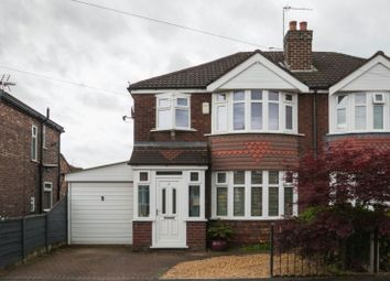 Thumbnail 3 bed semi-detached house for sale in Colebrook Road, Timperley, Altrincham