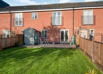 Thumbnail 2 bedroom flat for sale in Station Road, Pulham St. Mary, Diss