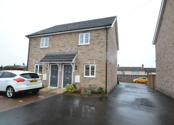 Thumbnail 2 bed semi-detached house for sale in Landseer Court, Haverhill