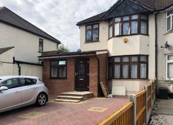 Thumbnail 1 bed detached house to rent in Rom Crescent, Romford