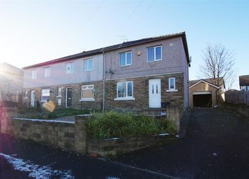 Thumbnail 3 bedroom end terrace house for sale in Smith House Avenue, Brighouse